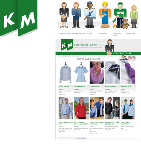 KM Corporate Wear