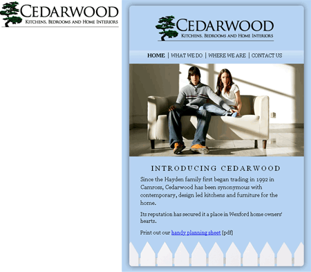 Cedarwood Furniture