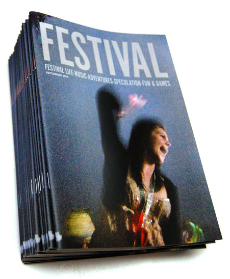 Festival Zine
