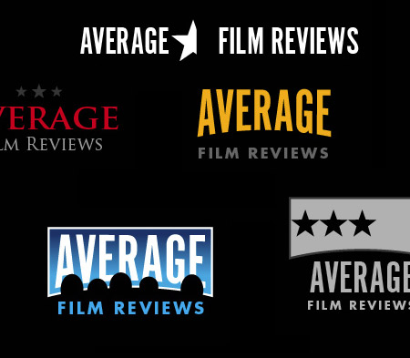ALternative logo designs for Average Film Reviews